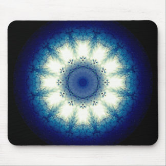 mandala do olho 3D Mousepad