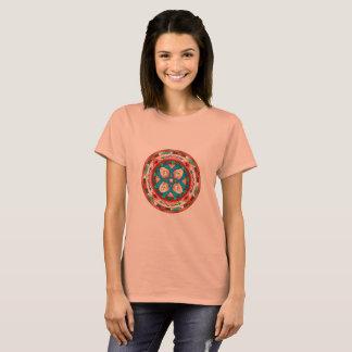 Mandala do sudoeste do nativo americano do t-shirt camiseta
