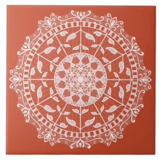 Mandala do Terracotta