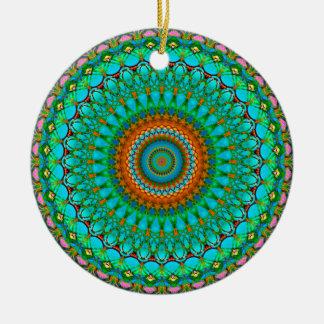 Mandala geométrica G388 do ornamento