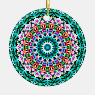 Mandala geométrica G405 do ornamento