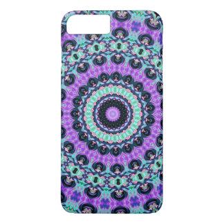 Mandala roxa místico capa iPhone 7 plus