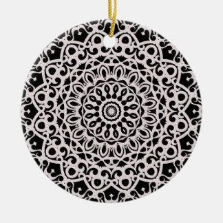 Mandala tribal G385 do ornamento