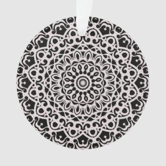 Mandala tribal G385 do ornamento acrílico