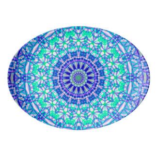 Mandala tribal G389 da bandeja