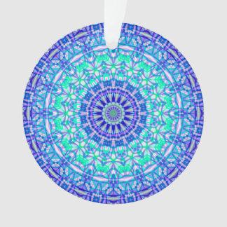 Mandala tribal G389 do ornamento acrílico