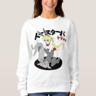 manga rabbit girl sexy japan camiseta