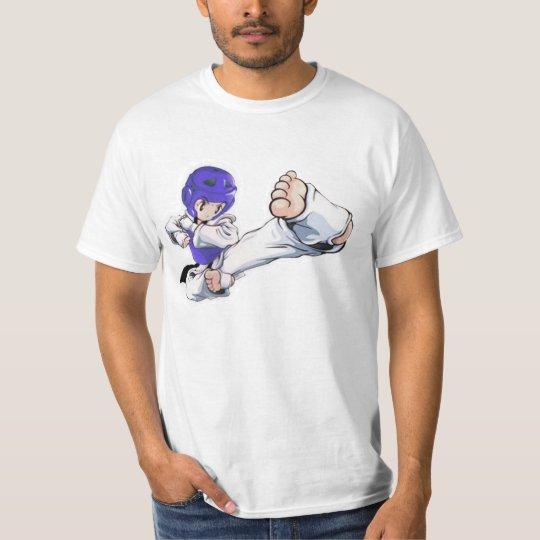Manga Taekwondo Camiseta