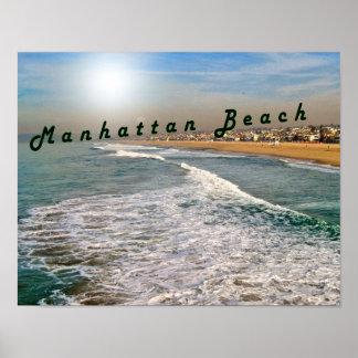 Manhattan Beach, Califórnia Pôster