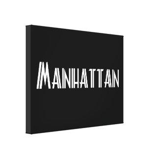 Manhattan, NY - cidades e coleção dos países