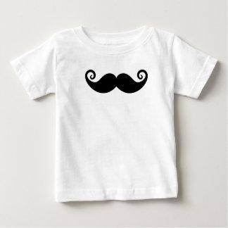 Mania do bigode camisetas