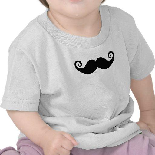 Mania do bigode tshirts