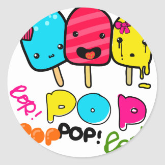 Mania do pop adesivo