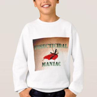 Maniac insecticida (texto esverdeado) agasalho