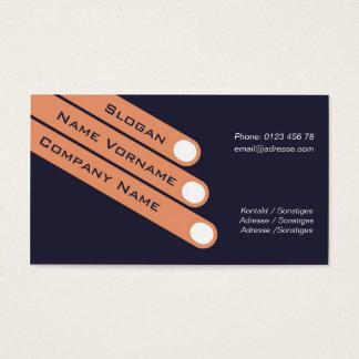 Manicure manicura cartão de visitas