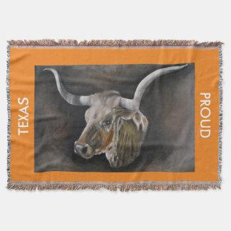 Manta A cobertura 2 do lance de Texas Longhorn