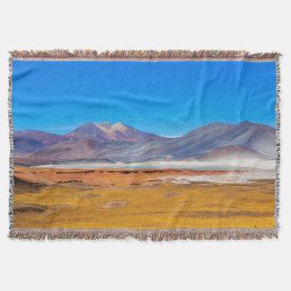 Manta Atacama Salt Lake