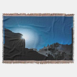 Manta Cena da paisagem do Patagonia, Aysen, o Chile