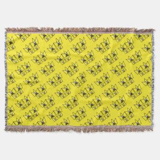 Manta Cobertor de Lã - Família Gay Homens