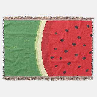 Manta Cobertura do lance da melancia