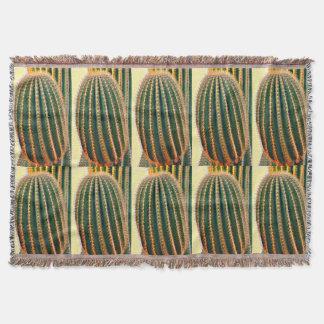 Manta Cobertura do lance do braço do Saguaro