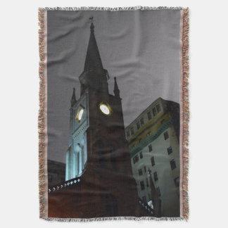 Manta Cobertura gótico do lance da igreja