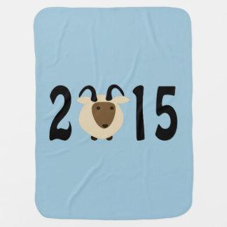 Manta De Bebe 2015 - Ano da ram