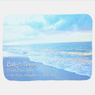 Manta De Bebe A cobertura personalizada do bebê, encalha a sala
