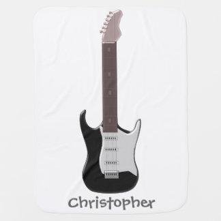 Manta De Bebe A guitarra elétrica apenas adiciona o nome