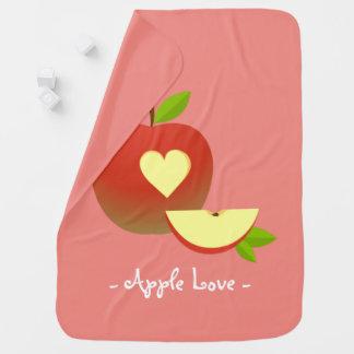 Manta De Bebe Apple ama