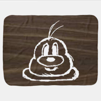 Manta De Bebe Cobertura de madeira 3 do bebê do 鲍鲍 do painel
