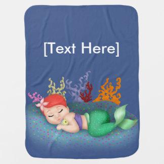 Manta De Bebe Cobertura do bebê do sono Merbaby