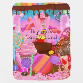 Manta De Bebe Costume da fantasia dos doces da terra dos doces