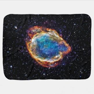 Manta De Bebe Foto do espaço da NASA do resto G299.2-2.9 do
