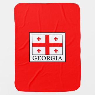 Manta De Bebe Geórgia