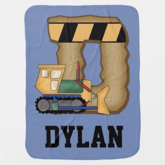 Manta De Bebe Os presentes personalizados de Dylan