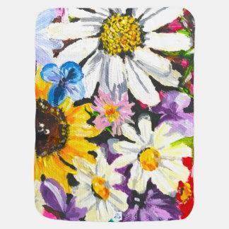 Manta De Bebe Terra das flores