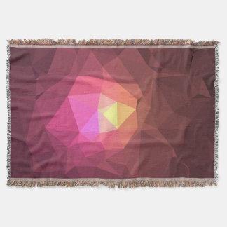Manta Design abstrato & colorido do teste padrão -