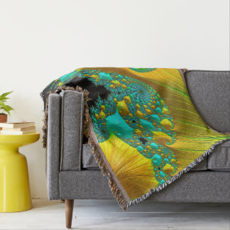 Manta Design dourado da sala de visitas do tapete de