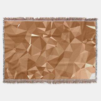 Manta Design geométrico abstrato de LoveGeo - chá do