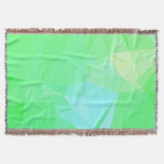 Manta Design geométrico abstrato de LoveGeo - jade do