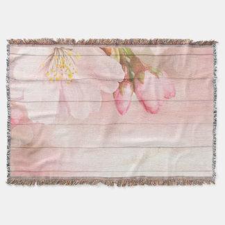 Manta Flor de cerejeira