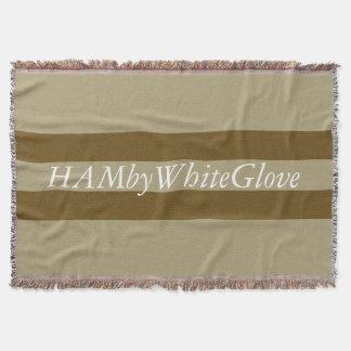Manta HAMbyWG - cobertura do lance - bronze