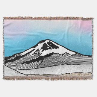 Manta Ilustração da paisagem do Mt Fuji Japão