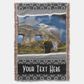 Manta Impressão personalizado da fotografia do pássaro
