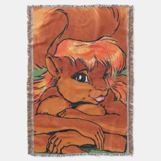 Manta Mariah o Squirreltaur