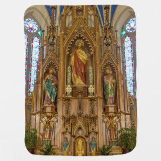Manta Para Bebe Altar em St Peter