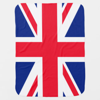 Manta Para Bebe Bandeira patriótica britânica BRITÂNICA de Union