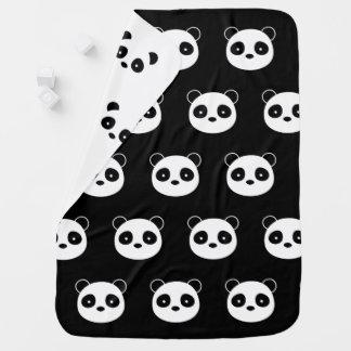 Manta Para Bebe Cobertura da panda, decoração do quarto
