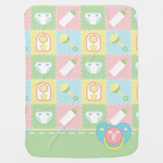 Manta Para Bebe Cobertura do bebê da edredão do bebê